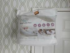 PurFlo Breathable Baby Nest like Sleepyhead- Soft Truffle unused