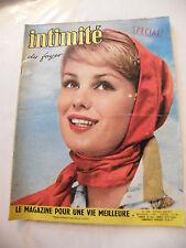 Revista Intimité de la Hogar Nº768 Novela Fotos
