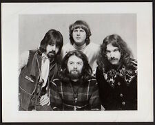 THE BYRDS 70's Rock Group VINTAGE ORIG PHOTO 8x10