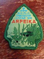 Timuquan Lodge #340 Arpeika Chapter A-1 Green Border OA Order of the Arrow N-79