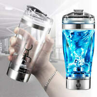 USB Rechargeable Vortex Mixer Electric Protein Shaker Bottle Drink Mixing Cup