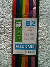 50 x ID Lanyards +  B2 plastic pouch. BULK LOT CHEAP