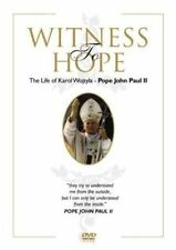 Witness to Hope 5050582120042 DVD Region 2 P H