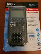 New! SEALED! Texas Instruments Ti-89 TITANIUM Graphing Calculator FREE Shipping!