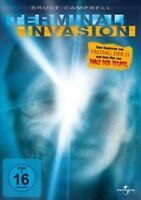 TERMINAL INVASION - DVD NEU BRUCE CAMPBELL,CHASE MASTERSON,BRUCE DAVID JOHNSON