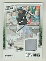 2019 Panini Father's Day RELIC EJ ELOY JIMENEZ RC Rookie 63/99 Chicago White Sox