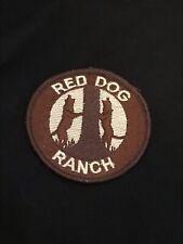 Red Dog Ranch Globe Gila County Arizona Patch
