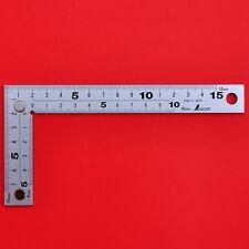 """8x12/"""" Combination Square Viseur d/'Angle Métrique Impérial niveau 9 A"""