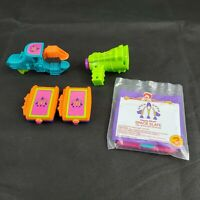 McDonalds Space Rescue Happy Meal Toys Lot of 5 Complete Set VTG 1994 2 Phones