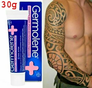 TATTO NUMBING Germolene Antiseptic Cream 30g - Free Delivery...... UK SELLER .