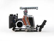 Tilta BMCC rig Pro kit for BlackMagic Camera Cage /A B follow focus / 4*4 carbon