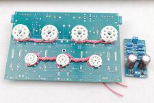 1set Gold plated EL34 pull push tube amp full pcb assembled kit