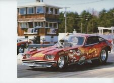 JUNGLE JIM   FUNNY CAR   8X12 DRAG RACING PHOTO