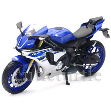New Ray 2016 Yamaha YZF R1 Bike Motorcycle 1:12 Model 57803 A Blue