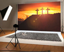 5x3Ft Christian Theme Photography Background Backdrops Studio Props Vinyl
