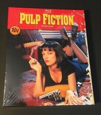 Pulp Fiction [ Cardboard Sleeve ] (Blu-ray Disc) NEW