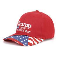 Donald Trump 2020 MAGA Hat Camo Embroidered Hat Keep America Great Caps EDC