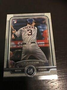 Topps Museum Kyle Tucker RC Houston Astros Top Prospect