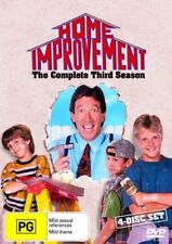 Home Improvement : Season 3 (DVD, 2006, 4-Disc Set) Tim Allen
