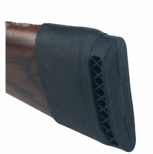 Rifle Shotgun Slip on Recoil Pad Butt Gun Accessories Protector Stock Rubber TPR