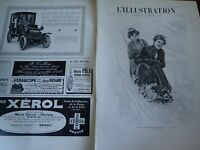 ILLUSTRATION 1903 3171 KJŒLKE HOTELS DE VILLE PARIS HENRIOT HOLLANDE SPETCH GALL