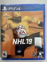 NHL 19 Playstation 4 PS4 Factory Sealed Video Game EA Sports