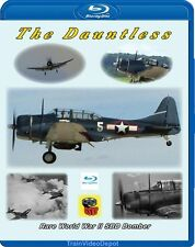 The Dauntless Rare World War II SBD Bomber BLU-RAY aircraft planes Greg Scholl