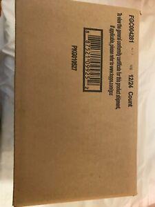 2021 Topps Chrome Baseball Factory Sealed Hobby 12 Box Case