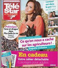 Télé Star N°2016 - 18/05/2015 - Carinne Lamarchand - Patrick Swayze - Charlize T