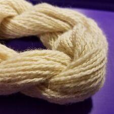 CRAZY Handspun Mink 100% Luxury Yarn super soft great halo 100 yd 2 ply sport wt