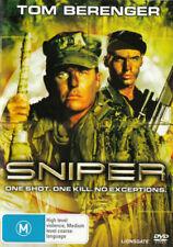 Sniper Tom Berenger DVD R4 PAL Sirh70