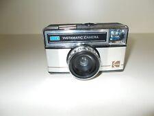 Kodak 277X Instamatic Sucherkamera, mit Kunststofftasche, Trageriemen, #K-46-11