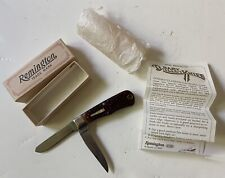 Remington Bullit Knife R1173 New-In-Box 1983 Mint Condition!