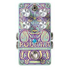 Digitech POLARA Stereo Reverb Guitar Pedal + Fender Guitar Picks