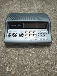 UNTESTED 4 Parts Radio Shack Pro 405 20-405 Desktop 200 Channel Weather FM  NOAA