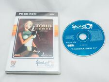 Tomb Raider 2 II Starring Lara Croft PC CD ROM Game - Sold Out Software