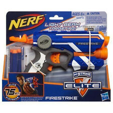 HASBRO NERF N-Strike Elite Firestrike Light Beam Targeting  Blaster Gun NEW Toy