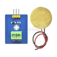 3.3V/5V Ceramic Vibration Sensor Analog Ceramic Piezo Module for Arduino UNO R3