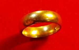 Vintage Rolled Gold Ring