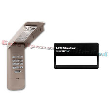 Liftmaster ACKIT 390Mhz Access Value Pack (1) 971LM Remotes & (1) 877Max Keypad