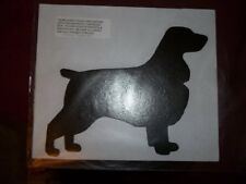 Field Spaniel Car Magnet Hand Cut and Painted You pick style color