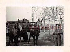 Franz. gefangener Soldat bei der Arbeit Frankreich