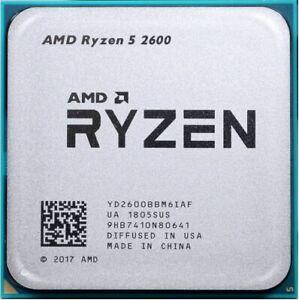 AMD Ryzen 5 2600 3.9GHz Processor