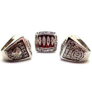 Ring of 1993 Buffalo Bills #KELLY World AFC championship Rings - All sizes