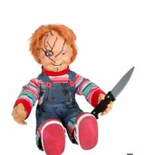 """Talking 24"""" CHUCKY Doll from Bride of Chucky Movie. Animated and says 9 Phrases"""