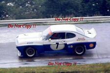 Hezemans & Glemser FORD CAPRI RS3100 Nurburgring 1000 km 1974 Photographie 1