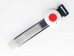 Armband - / Halsbandsender für Hausnotruf Seniorennotruf GSM Alarm