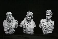 200 mm 1/9 ASSO combattente Seconda Guerra Mondiale V-Busto Set, RAF, USMC Distribuzione e della Luftwaffe