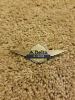 Delta Airlines Flight Attendant Name Badge Pin