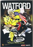 Watford v Wolverhampton Wanderers 2007/8
